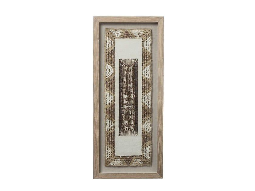 Decorative panel GOBI RHOMB by KARE-DESIGN