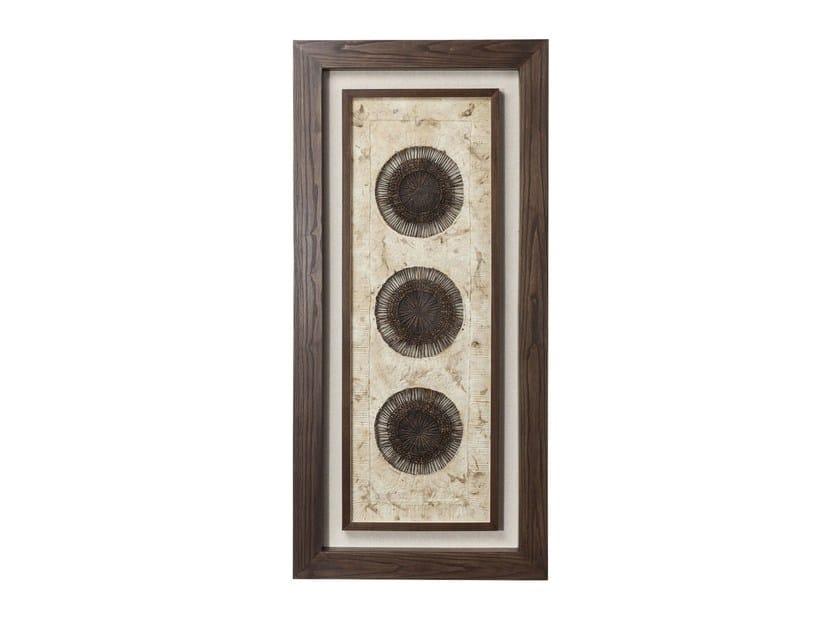Decorative panel GOBI THREE CIRCLES by KARE-DESIGN