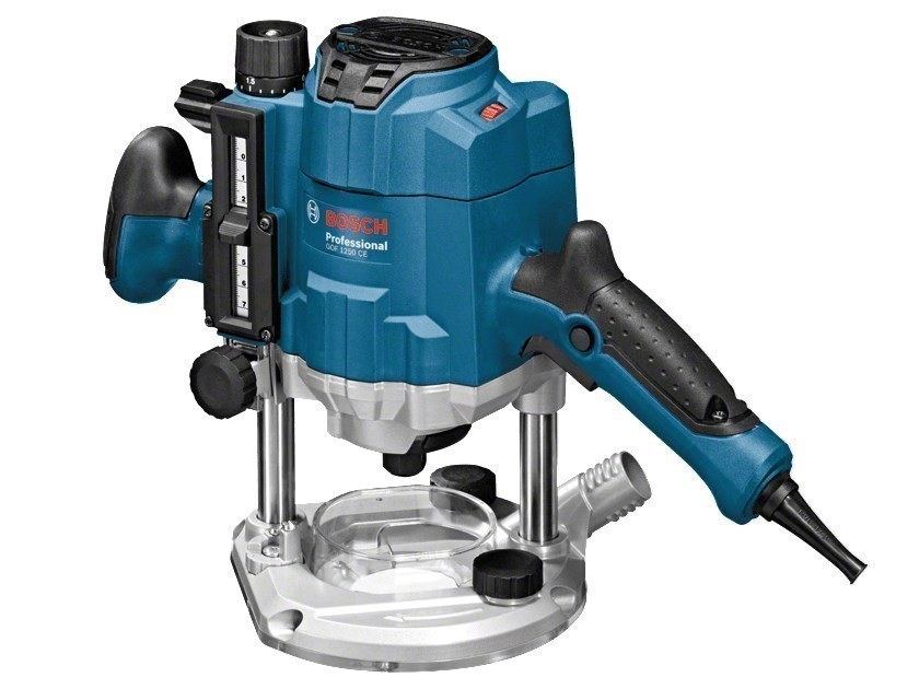 Special machinery for construction sites GOF 1250 CE Professional by BOSCH PROFESSIONAL