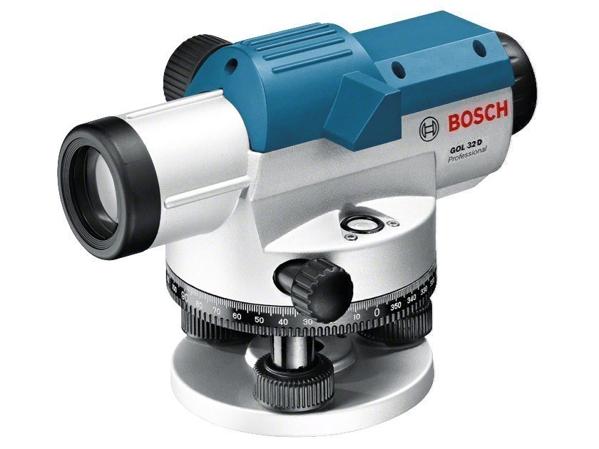 Optical and laser levels GOL 32 D Professional by BOSCH PROFESSIONAL