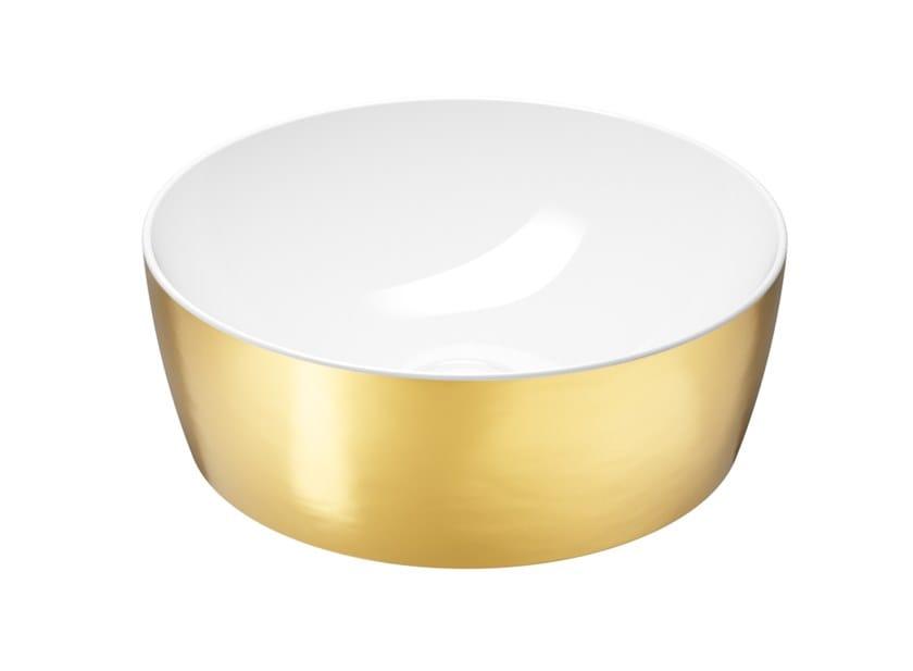 GOLD PLATINUM Ø40 | Lavabo 903950