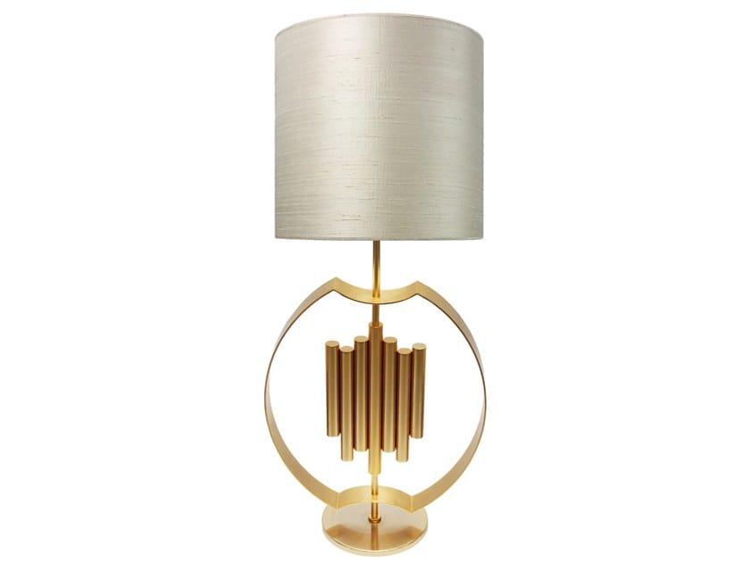 Lampada da tavolo in ottone GOLD TUPELO by Creativemary