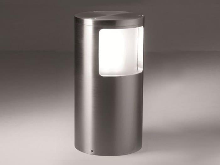 Aluminium bollard light GOLIATH R by BEL-LIGHTING