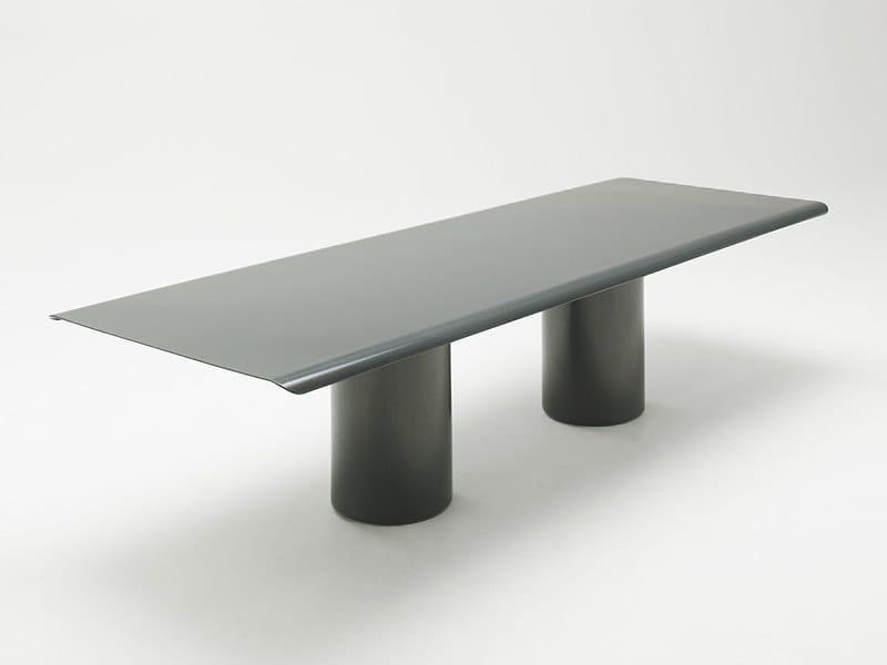 Tavolo da pranzo rettangolare GON by Paola Lenti