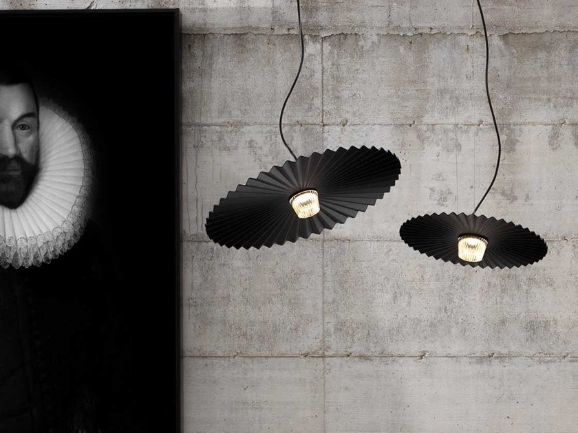 LED aluminium pendant lamp GONZAGA by Karman
