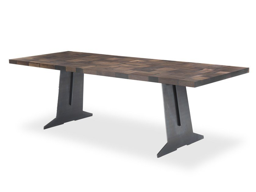 Rectangular table GOODWOOD by Riva 1920