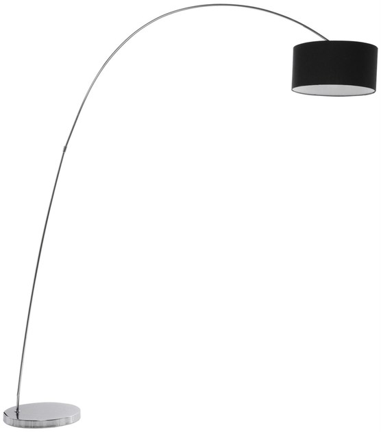 Fabric arc lamp GOOSENECK | Arc lamp by KARE-DESIGN