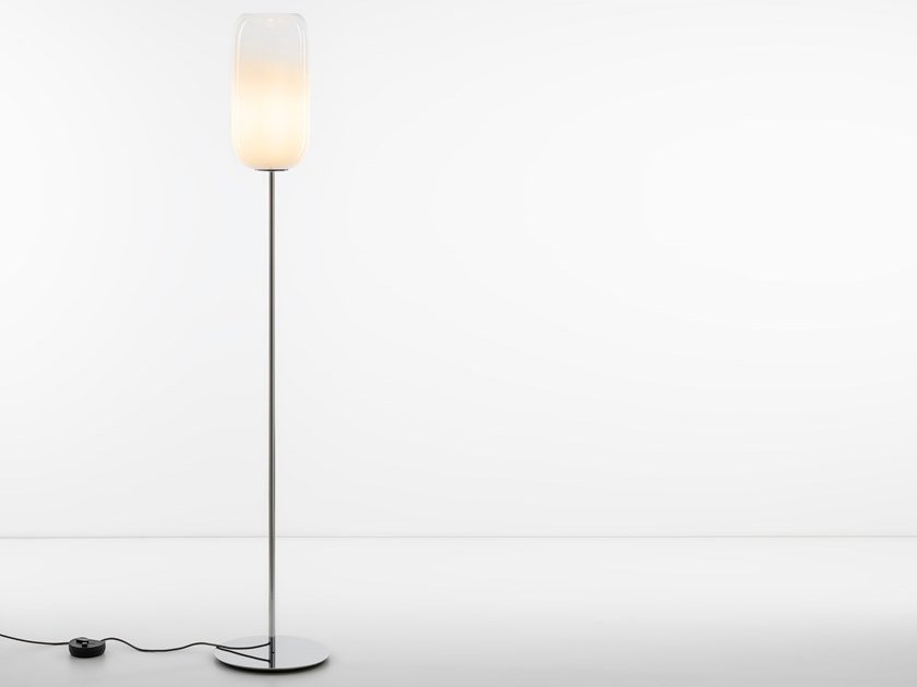 LED floor lamp GOPLE | Floor lamp by Artemide