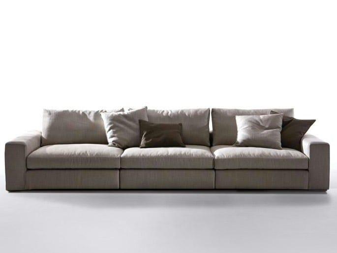 Sectional fabric sofa GORDON | Sectional sofa by Marac