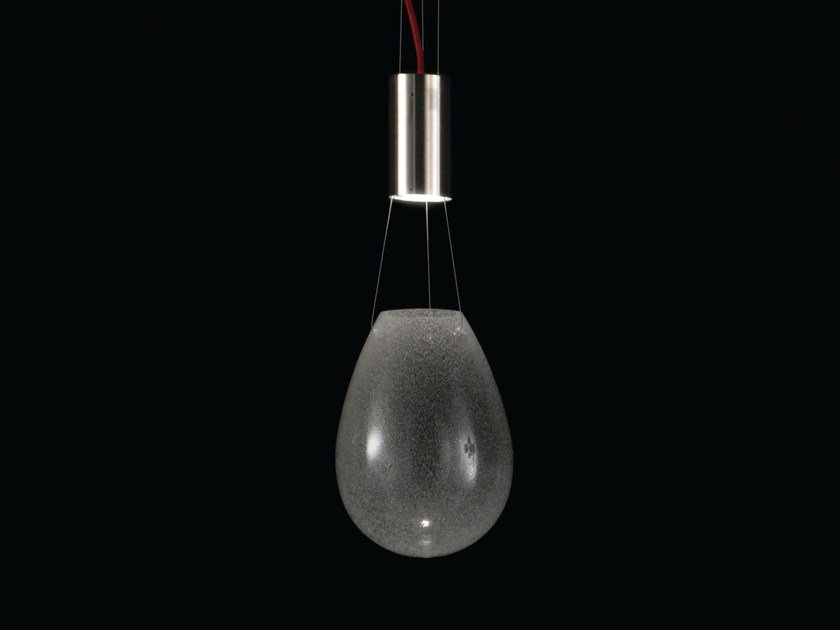 LED glass pendant lamp GOTA | Pendant lamp by NOIDESIGN