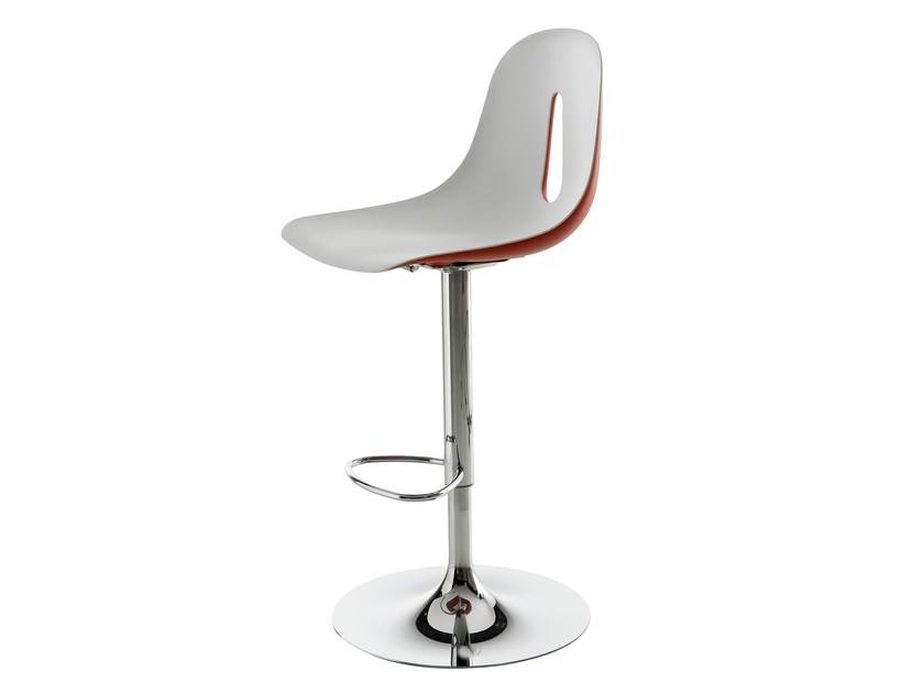 Height-adjustable polyurethane chair GOTHAM T-SG by CHAIRS & MORE