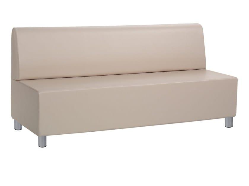 3 seater leisure sofa GOVINDA | 3 seater sofa by Maletti