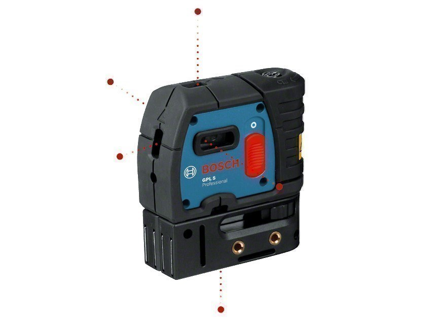 Optical and laser levels GPL 5 Professional by BOSCH PROFESSIONAL