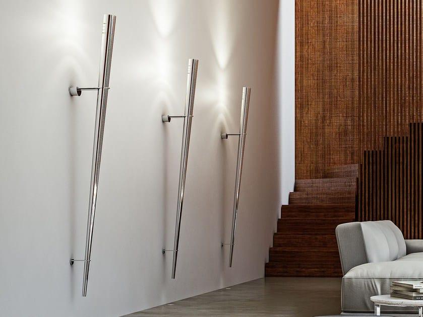 Steel wall light GRAAL by FontanaArte