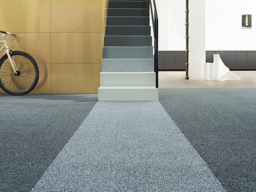 Polyamide carpeting GRACCE 1100 by OBJECT CARPET