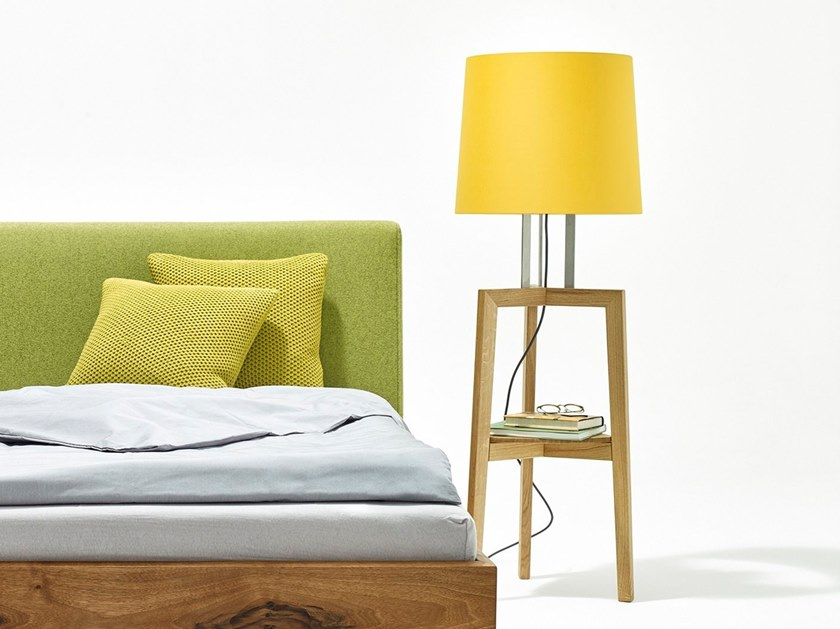 Wooden floor lamp GRACE JUNIOR by sixay furniture