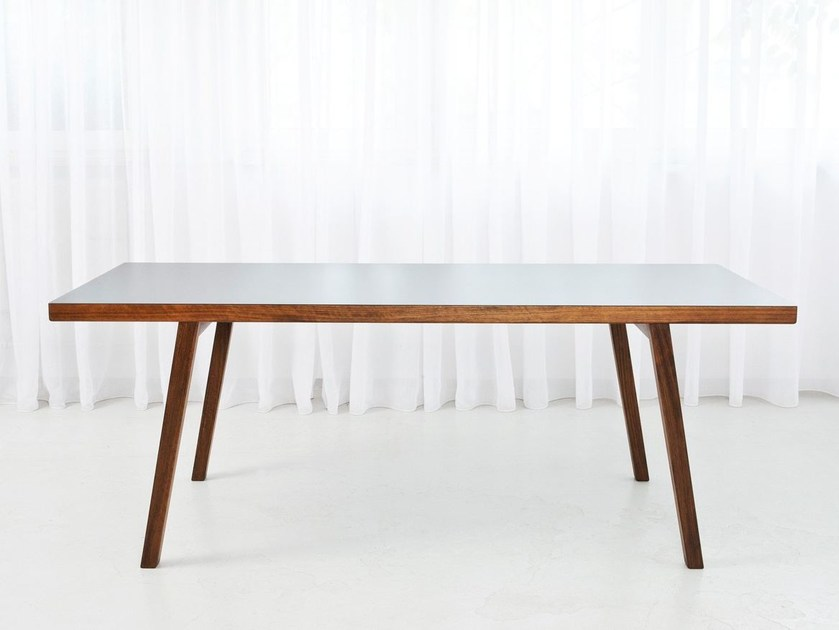 Rectangular table GRACE by Morgen