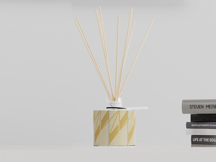 Natural stone Air freshener dispenser GRAFISMI & SCENARI Prestige - Tabacco by IWISHYOU