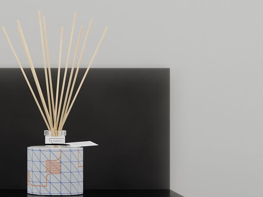 Natural stone Air freshener dispenser GRAFISMI & SCENARI Prestige - Uva e Mirt by IWISHYOU