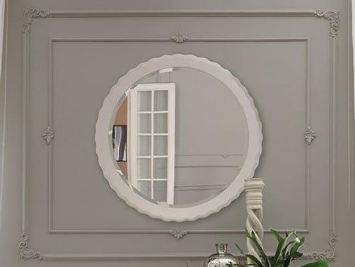 Round framed mirror GRAN DUCA | Mirror by Prestige