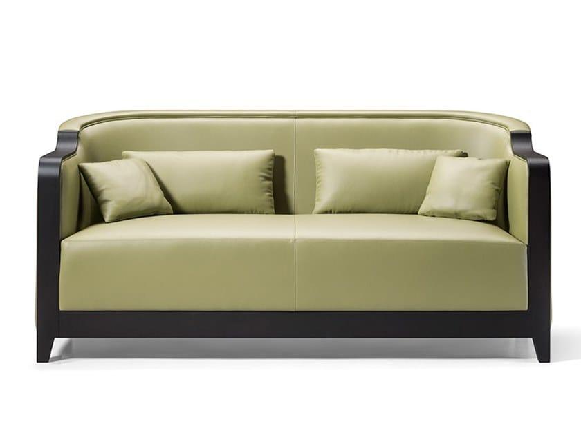3 seater leather sofa GRAN DUCA   Sofa by Prestige
