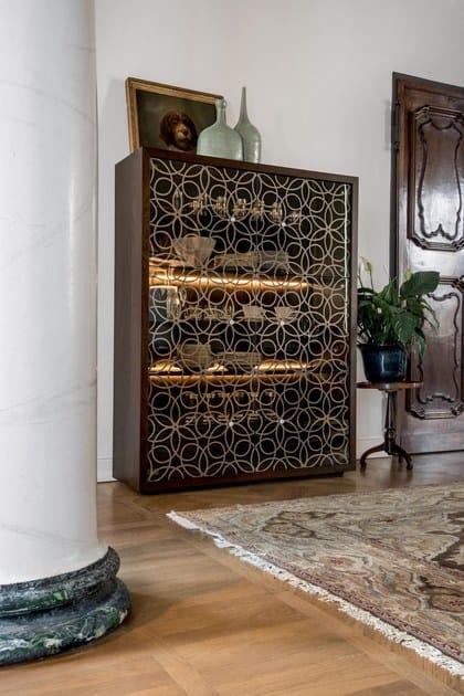 GRANADA   Display Cabinet Granada Collection By Tonin Casa Design Angelo  Tomaiuolo