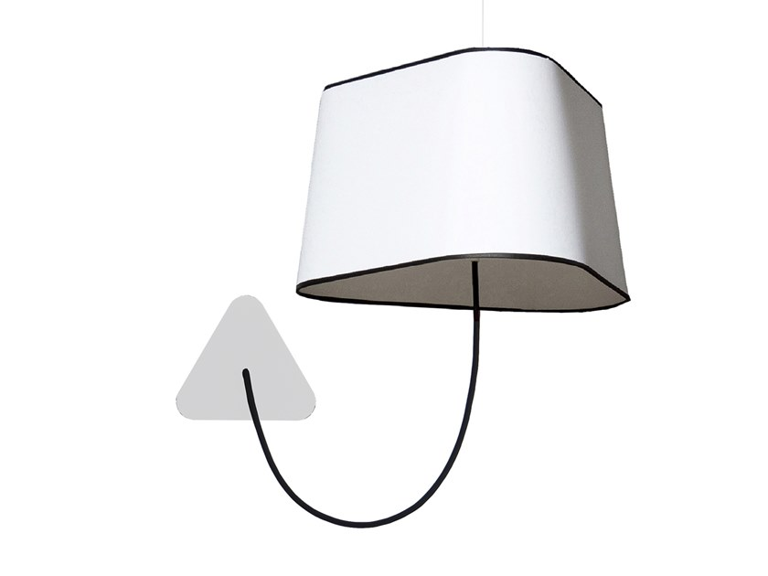 LED wall lamp GRAND NUAGE | Wall lamp by designheure