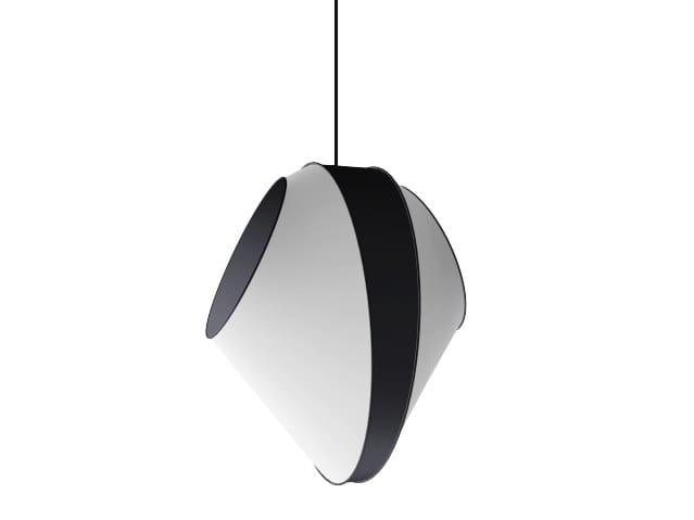 LED fabric pendant lamp GRAND REEF | Pendant lamp by designheure