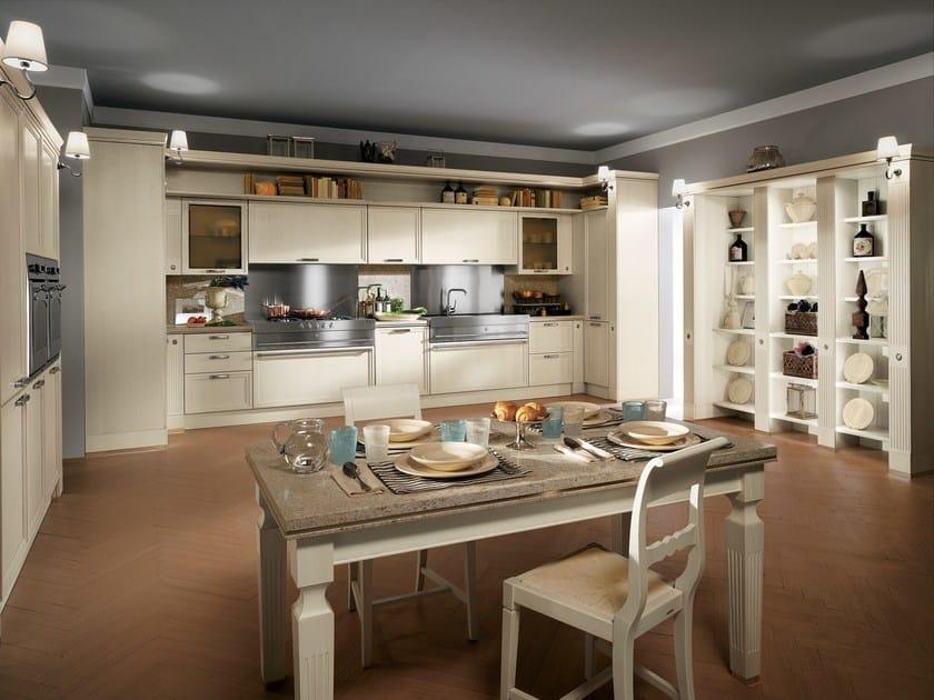 Cucina componibile grand relais scavolini