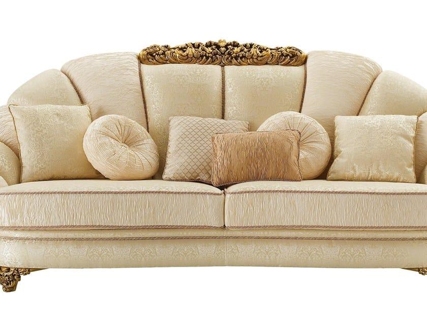Fabric cushion GRAND ROYAL | Cushion by A.R. Arredamenti