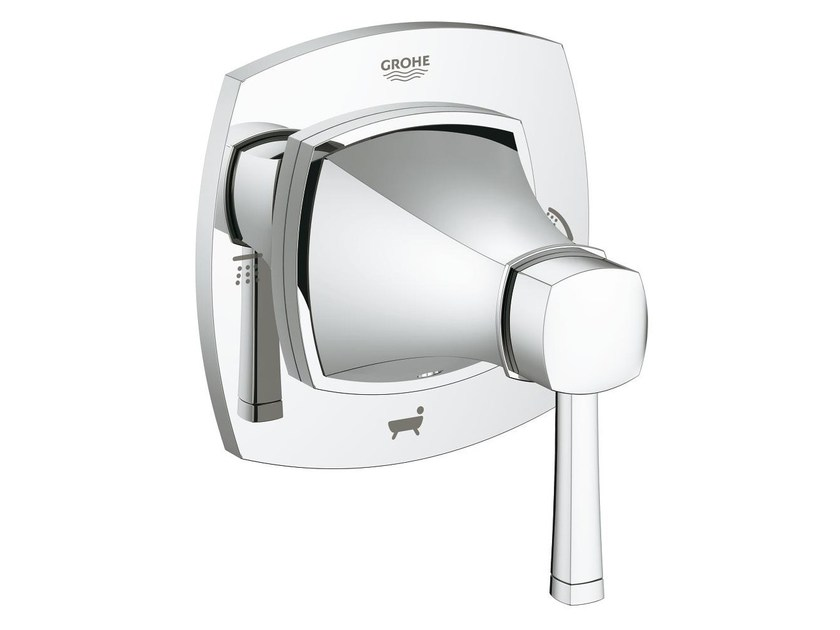 5 ways manual diverter GRANDERA™ | Diverter by Grohe