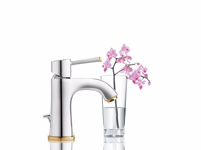 GRANDERA™ SIZE M 23303_ | Miscelatore per lavabo 23303IG0 Chrome/Gold