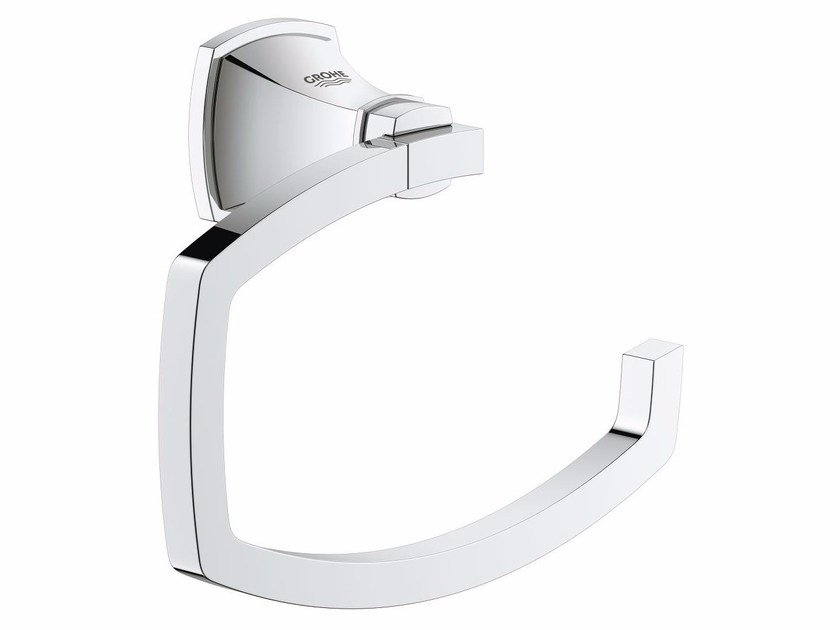 Toilet roll holder GRANDERA™ | Toilet roll holder by Grohe