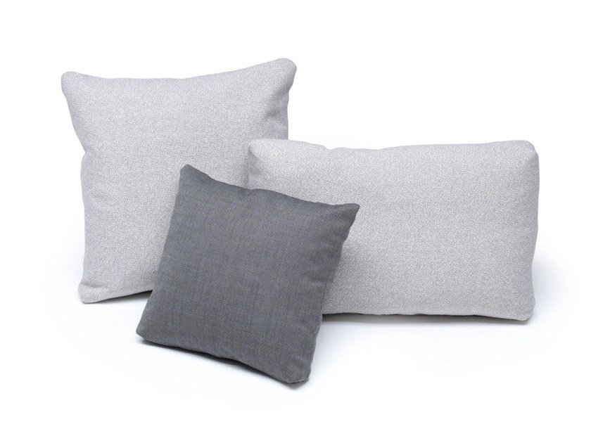 Fabric sofa cushion with removable cover GRANDFIELD | Cushion by Offecct