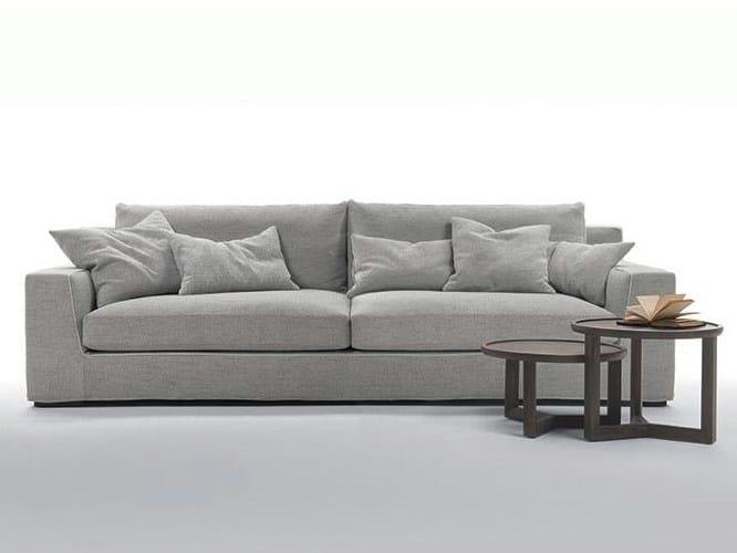 3 seater fabric sofa GRANMILANO | 3 seater sofa by Marac