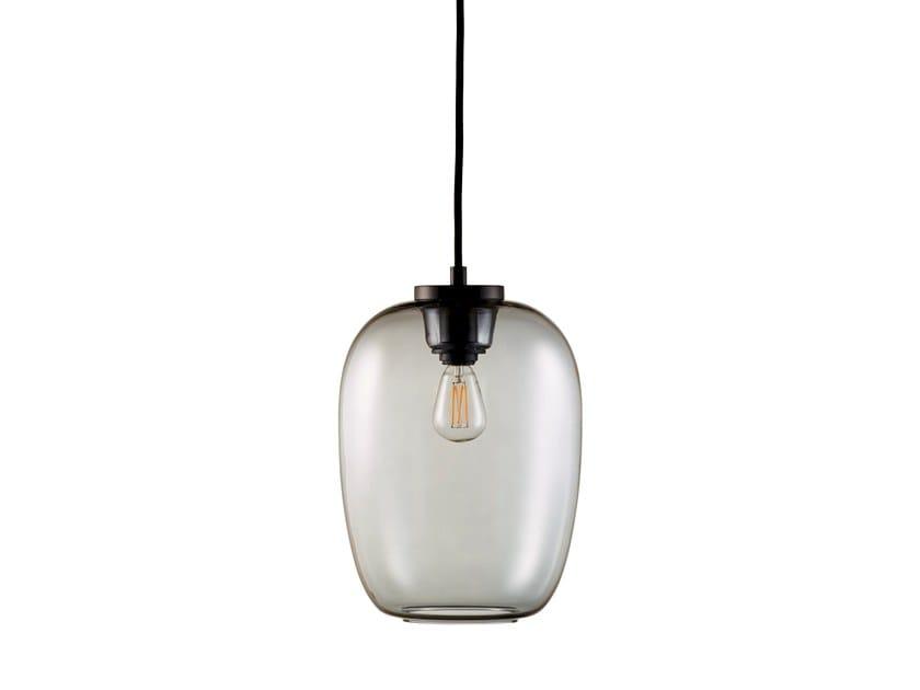 small pendant lighting. Glass Pendant Lamp GRAPE SLIM SMALL | By Bolia Small Lighting .