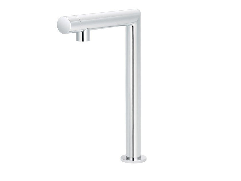 Countertop 1 hole washbasin tap with flow limiter GRAPH | 1 hole washbasin tap by rvb