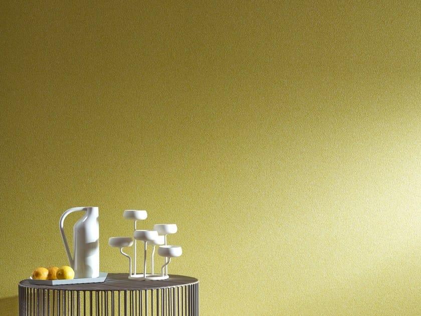 Nonwoven wallpaper GRAPHITE FINE MICA by Omexco