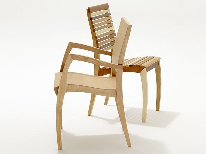 Wooden chair GRASSHOPPER | Wooden chair by sixay furniture