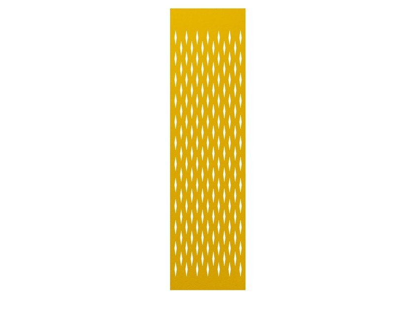 Felt panel curtain GRATE | Panel curtain by HEY-SIGN