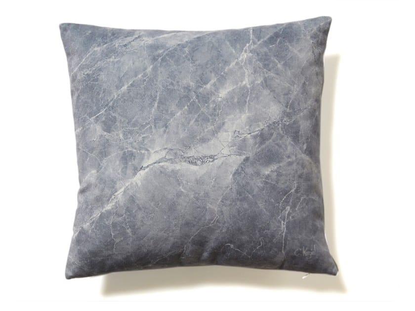 Square cushion GRAY EMPERADOR MARBLE by Koziel