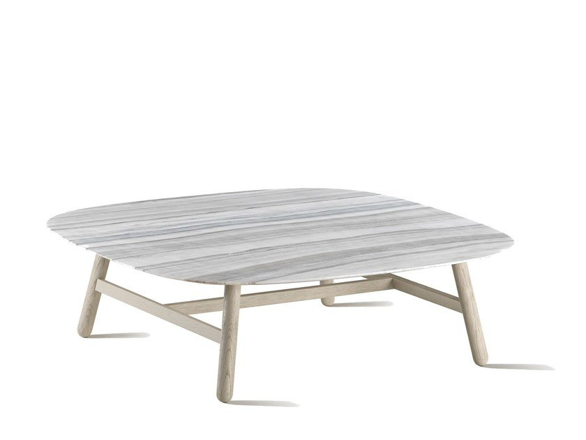 Square coffee table GREEN T | Coffee table by L'Origine