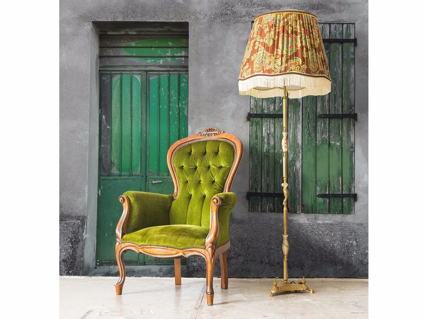 Adhesive washable wallpaper GREEN DOOR by Wall LCA