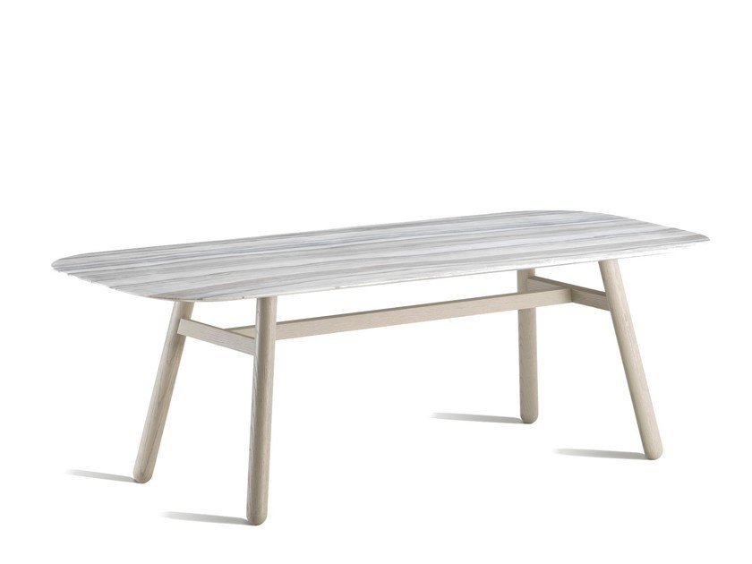Rectangular table GREEN | Table by L'Origine