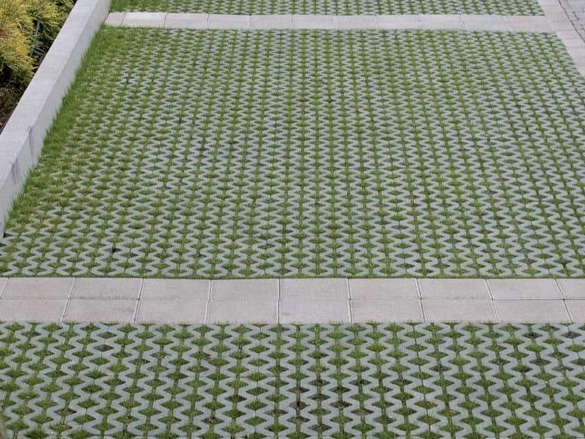 Concrete Grass mesh GREENBLOC by MVB