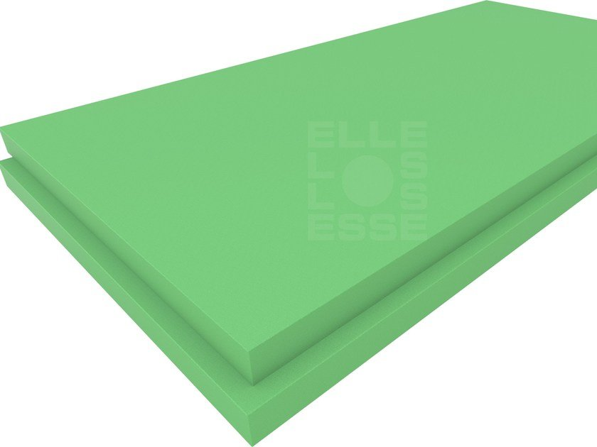 Thermal insulation panel GREENPOR® XG 200-250 by ELLE ESSE