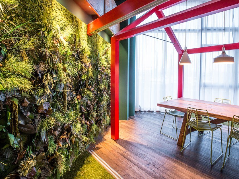 Moss wall GREENWOOD JUNGLE by Freund GmbH