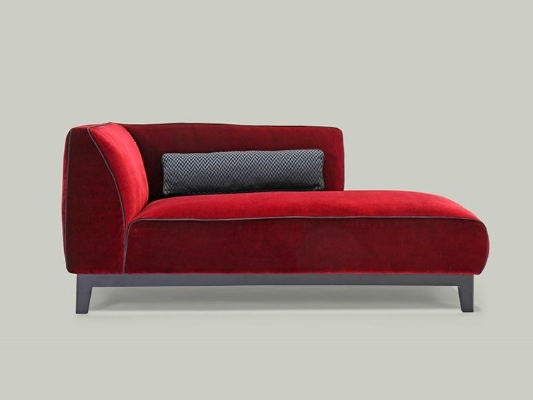 Velvet day bed GREG | Day bed by Borzalino
