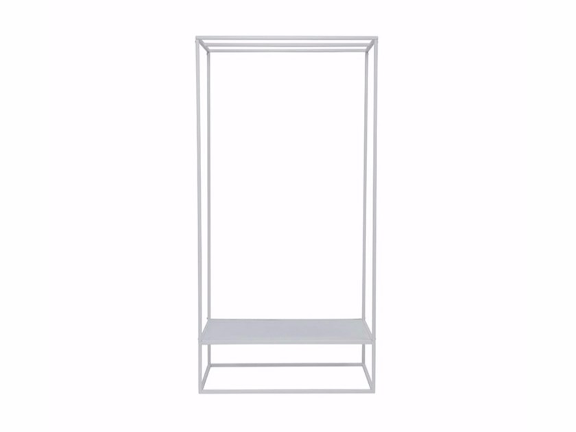 Appendiabiti KRISTINA DAM - GRID COAT STAND White by Archiproducts.com