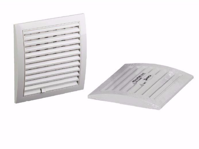 ABS air vent GRILL TO EMBED WITH SHUTTER AND INLET by Dakota
